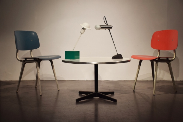 EXPO VENTE -  ITALIAN LIGHTS VS DUTCH DESIGN  - The good old dayz 14