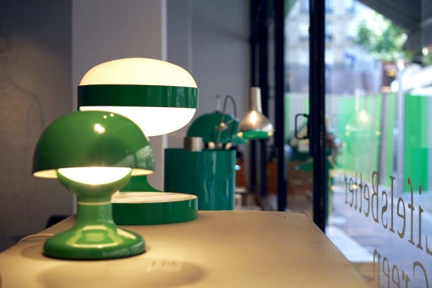 EXPO VENTE -  ITALIAN LIGHTS VS DUTCH DESIGN  - The good old dayz 4