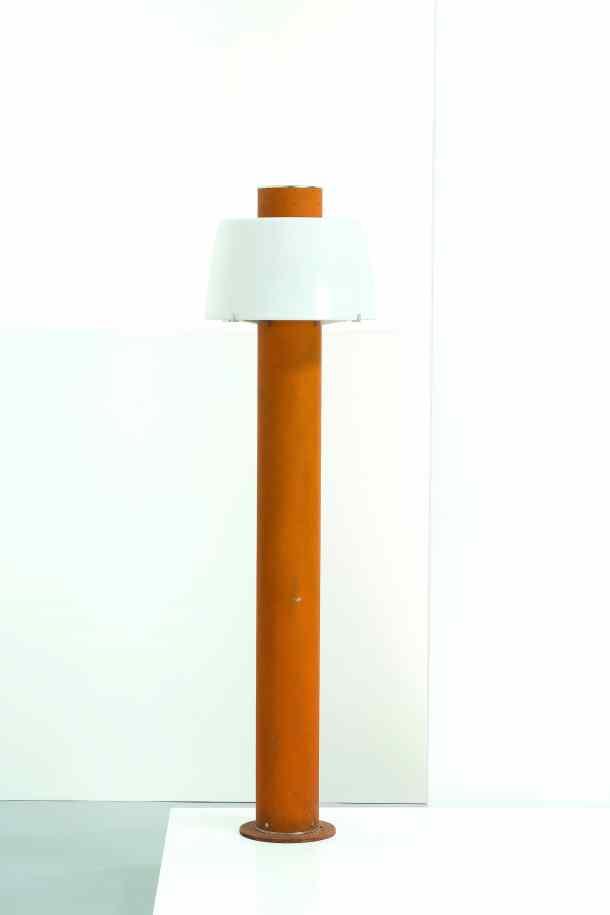 LAMPADAIRE 1006 PAR GINO SARFATTI - ARTELUCE 1966