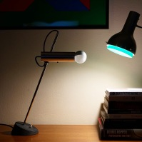 Lampe de table 566 gino sarfatti arteluce 1956 2