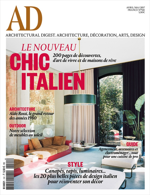 ad magazine Avril:mai 2017
