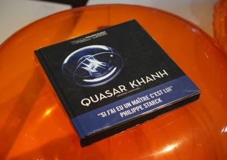 Livre Quasar Khanh Artcurial Velvet Galerie 16