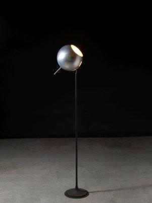 LOT 254 - GINO SARFATTI, LAMPADAIRE MOD. 1082 N, 1962 - ©ARTCURIAL