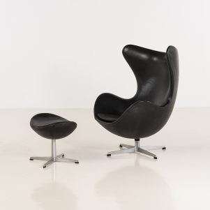 EGG CHAIR ARNE JACOBSEN FRITZ HANSEN DESIGN PIASA 22 06 2017