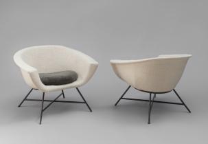 DANGLES DEFRANCE fauteuil 58-TISSU ORIGINE-6 - copie