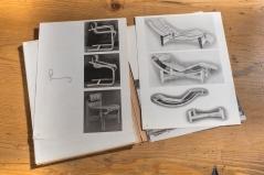 Charlotte Perriand et Junzo Sakakura, rare catalogue Choix Tradition création au contact de l'art japonais, 1941 - © Artcurial