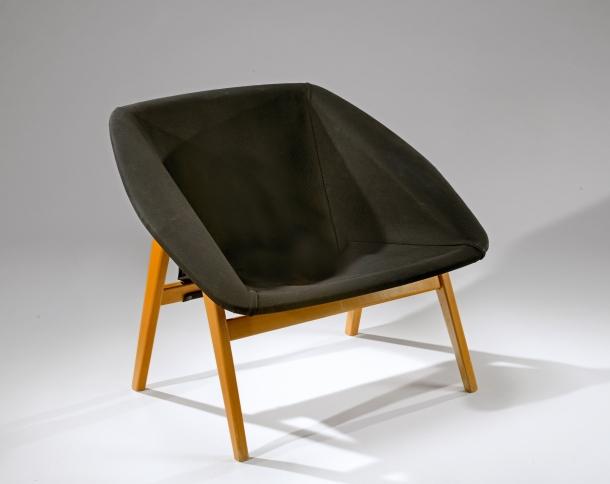 Fauteuil CORB - Atelier de Recherche Plastique (ARP) - Steiner 1955 -