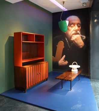 expo ettore sottsass - galerie downtown laffanour 10 2017 1