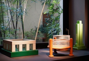expo ettore sottsass - galerie downtown laffanour 10 2017 17