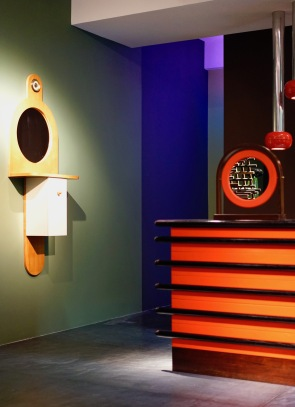 expo ettore sottsass - galerie downtown laffanour 10 2017 5