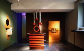 expo ettore sottsass - galerie downtown laffanour 10 2017 7