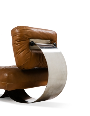 FAUTEUIL ON1 OSCAR NIEMEYER EDITION MOBILIER INTERNATIONALE 1960 2