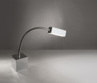 lampe_laiton_chrome_Michel_Boyer