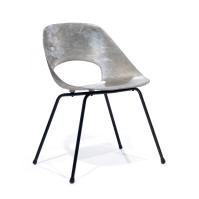 chaise tonneau guariche steiner