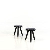 tabouret stool charlotte perriand