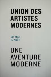 Expo Unions des Artistes Modernes UAM POMPIDOU - Crédit The Good Old Dayz 1