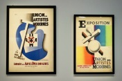 Expo Unions des Artistes Modernes UAM POMPIDOU - Crédit The Good Old Dayz 7