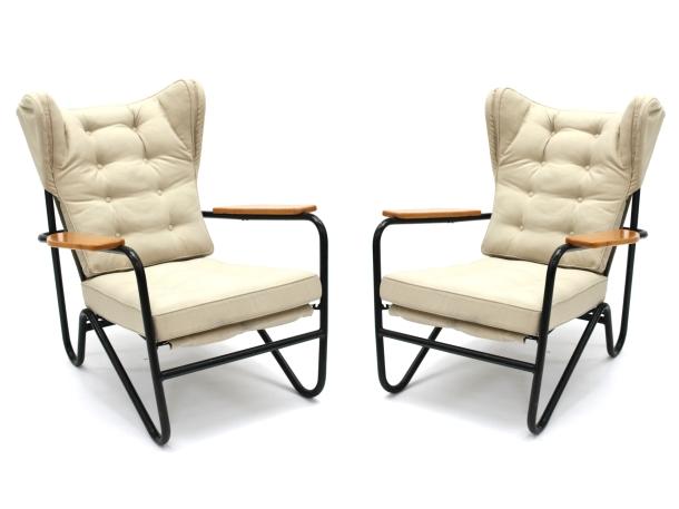 GUARICHE-Pierre-fauteuil-prefacto-airborne-1951-paire