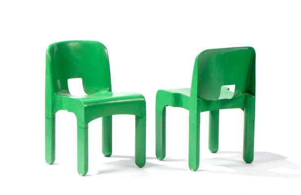 JOE COLOMBO UNIVERSALE CHAIR KARTELL