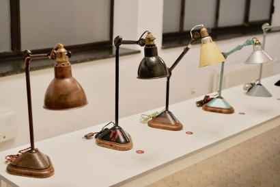 Expo lampe Gras Teisso - Atelier Jespers 1