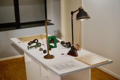 Expo lampe Gras Teisso - Atelier Jespers 18