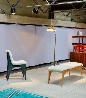 Galerie Nilufar depot - Salone del mobile 2019 10