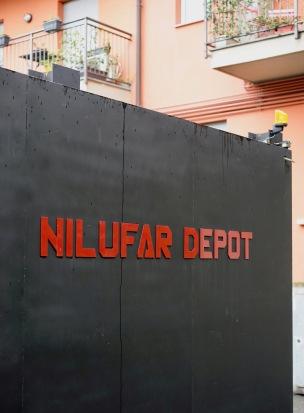 Galerie Nilufar depot - Salone del mobile 2019 15