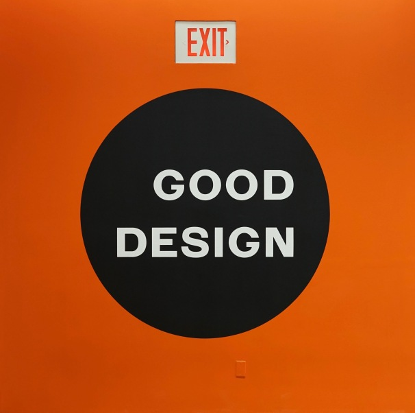 Expo Good Design MOMA NYC x The Good Old Dayz 18