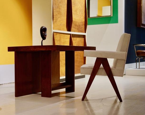 Expo Le Corbusier x Gallery Magen H NYC 1
