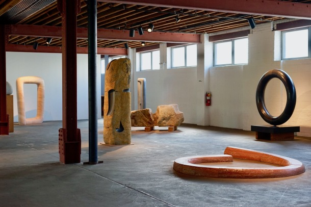 Expo Noguchi museum NYC x The Good Old Dayz 4