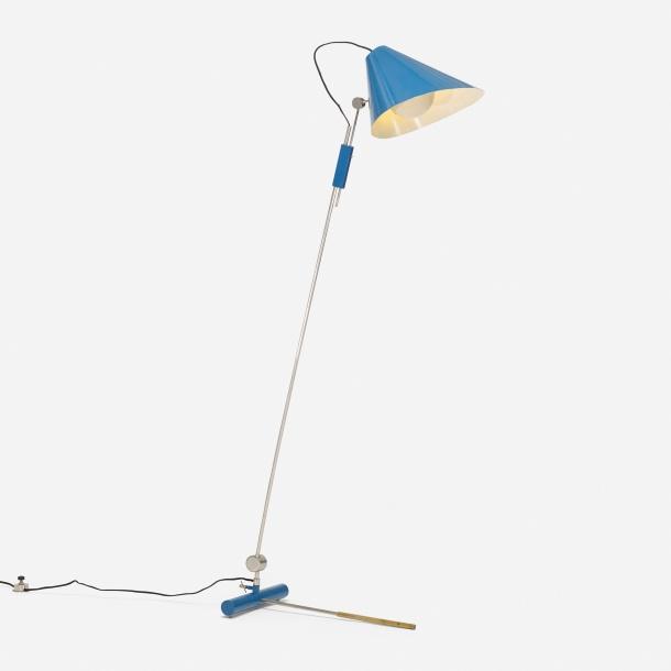 LAMPADAIRE - TITO AGNOLI - OLUCE 1955 - WRIGHT