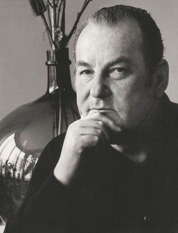 Portrait Mathieu Matégot