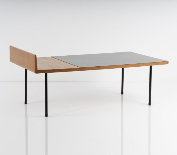 TABLE 132 - ANDRE MONPOIX - MEUBLES TV 1954 - Quittenbaum