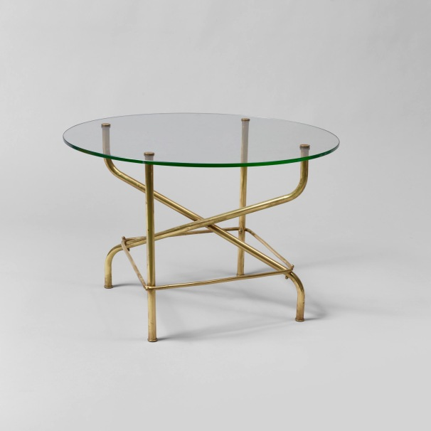 Table Mathieu Matégot 1960 - Galerie Matthieu Richard