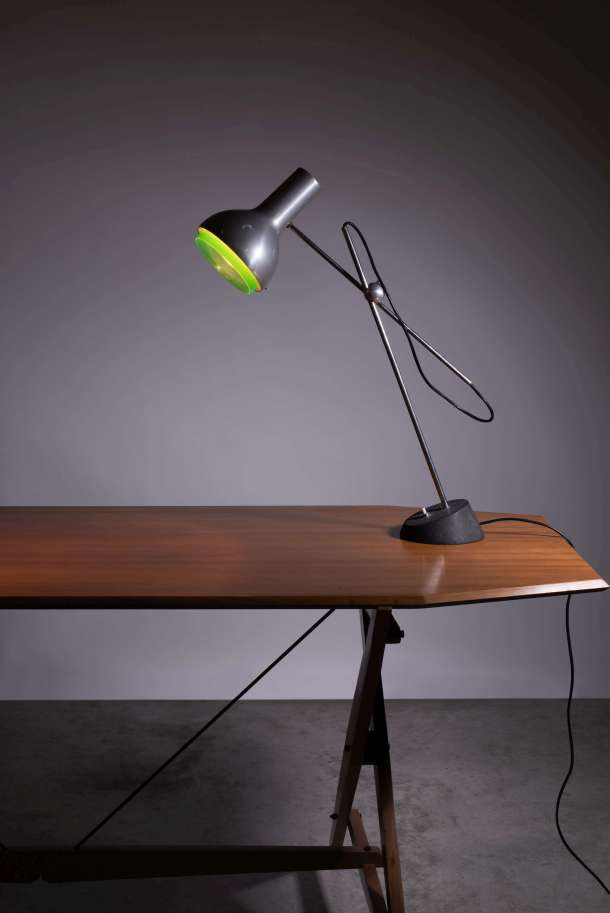 LAMPE 573 - GINO SARFATTI - ARTELUCE 1956 - ARTCURIAL