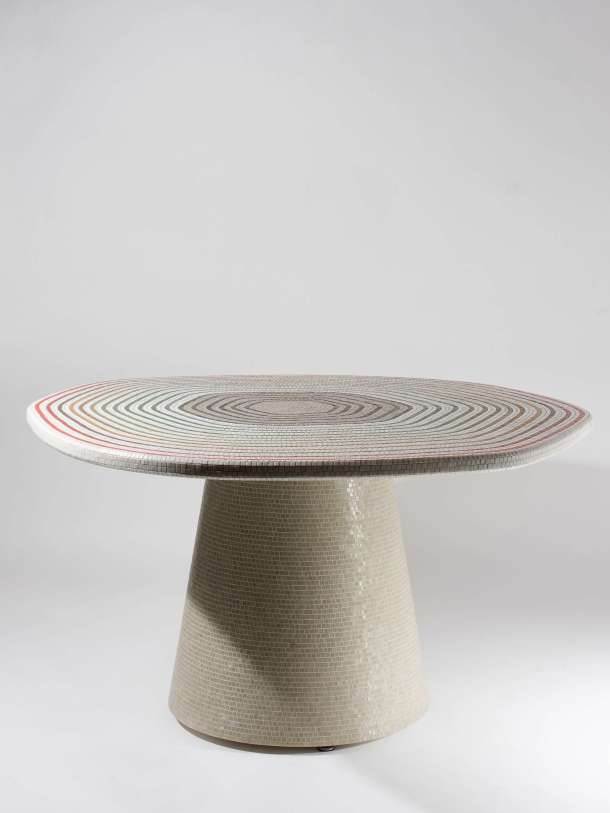 TABLE ALL'APPERTO - PIERRE CHARPIN - GALERIE KREO 2007